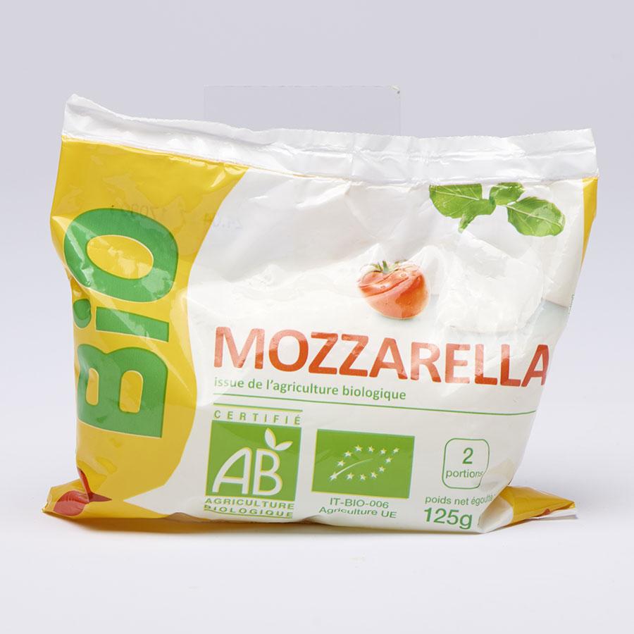 Auchan Mozzarella bio -