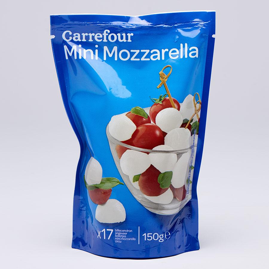 Carrefour Mini mozzarella -