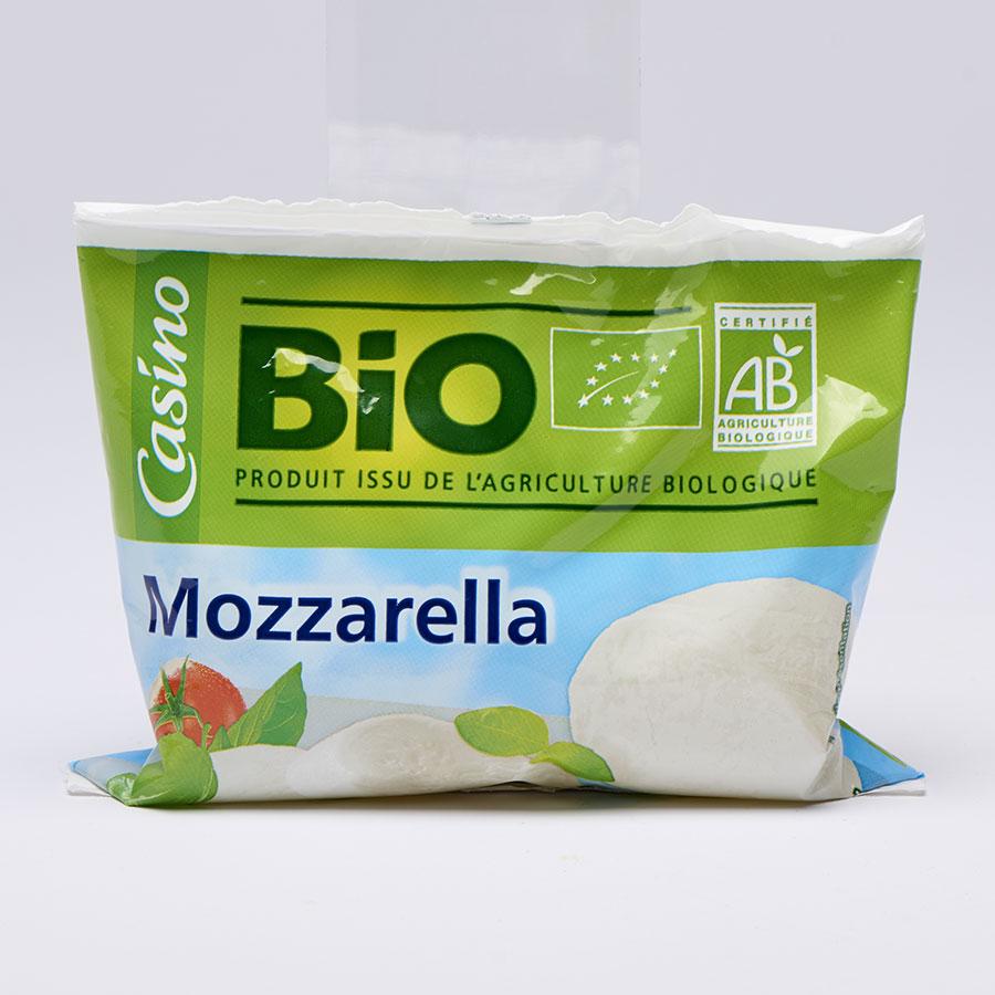 Casino Mozzarella bio -