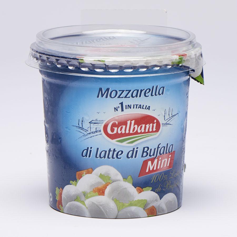 Galbani Mozzarella di latte di Bufala Mini -