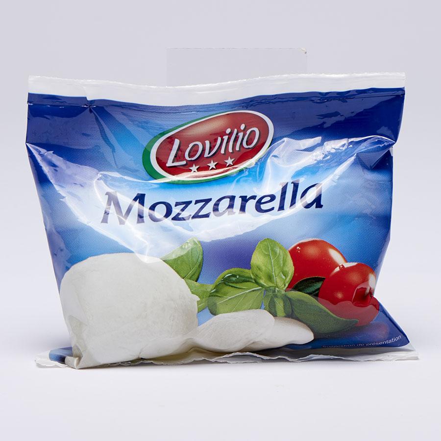 Lovilio (Lidl) Mozzarella -