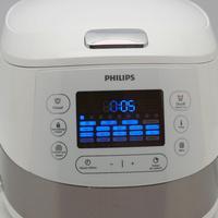 Philips HD4731 - Bandeau de commandes