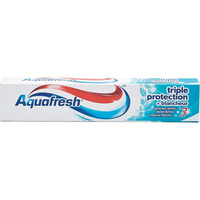 Aquafresh Dentifrice triple protection + blancheur 								- Vue principale