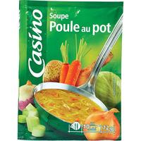 Casino Soupe Poule au pot (déshydratée) - Vue principale