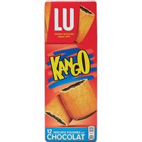 Lu Kango, biscuits fourrés au chocolat - Vue principale