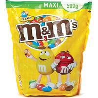 M&M's Peanut - Vue principale