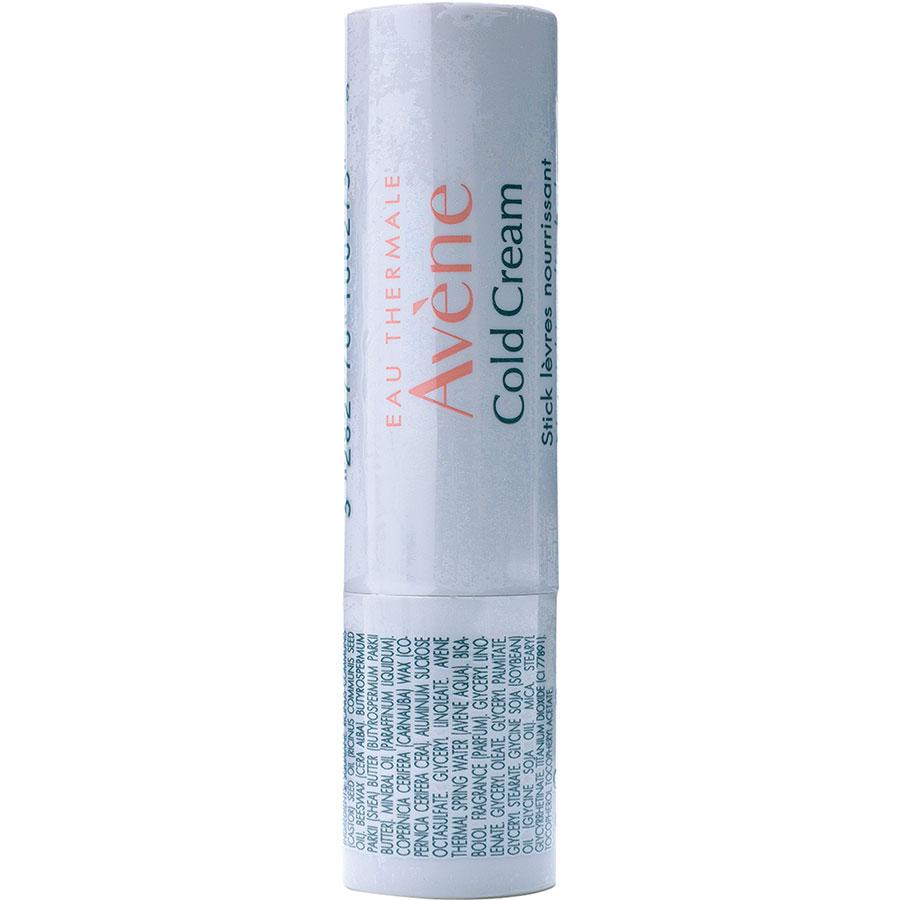 Avène Cold cream stick lèvres nourrissant - Vue principale
