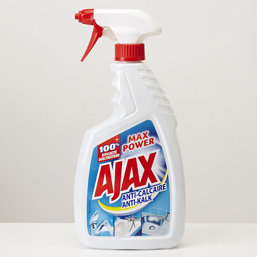 Ajax Max power anti-calcaire -
