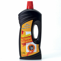 Auchan Authentique nettoyant multi-surfaces savon noir-fleur d'oranger