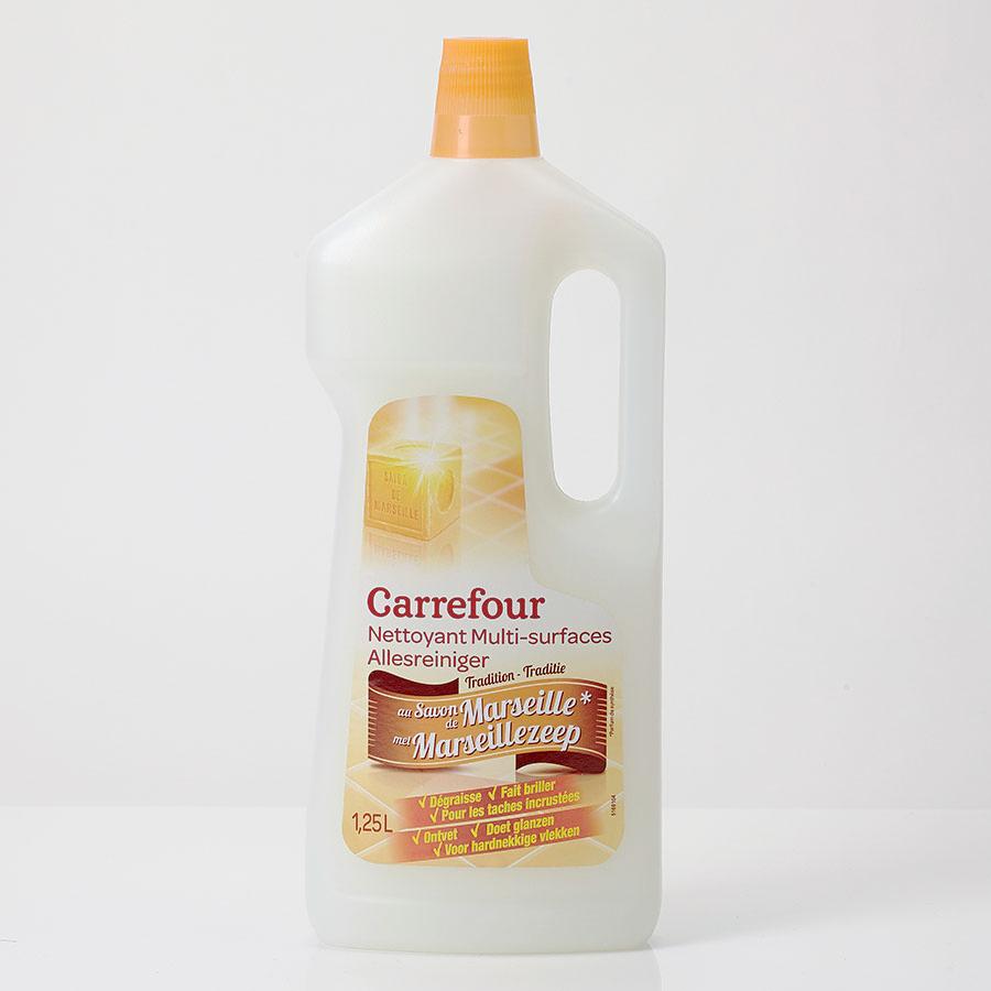 Carrefour Nettoyant multi-surfaces au savon de Marseille -