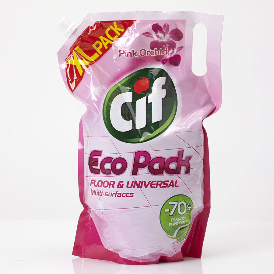 Cif Multi-surfaces floor & universal pink orchid -