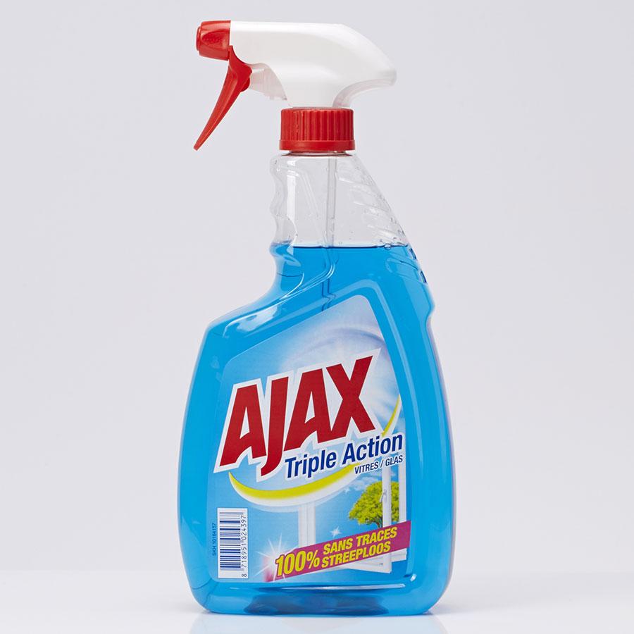Ajax Triple action -