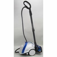 Polti Vaporetto Smart 100B - Vue d'ensemble en position parking