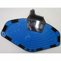 Polti Vaporetto Smart 100B - Brosse large pour les sols vue de dessous