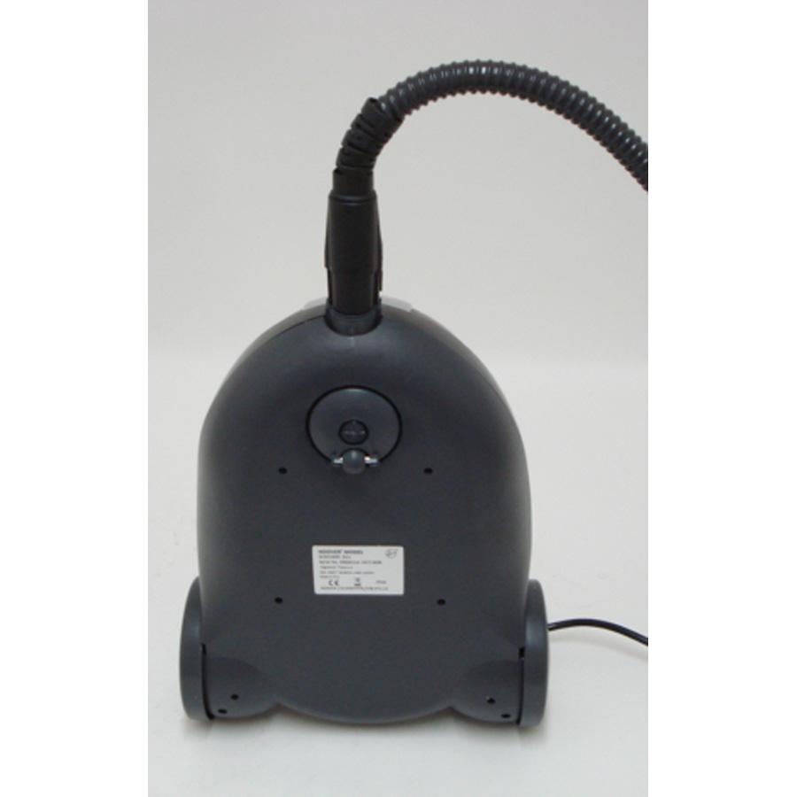 Test hoover scm1600 steamjet compact nettoyeur vapeur for Que choisir nettoyeur vapeur