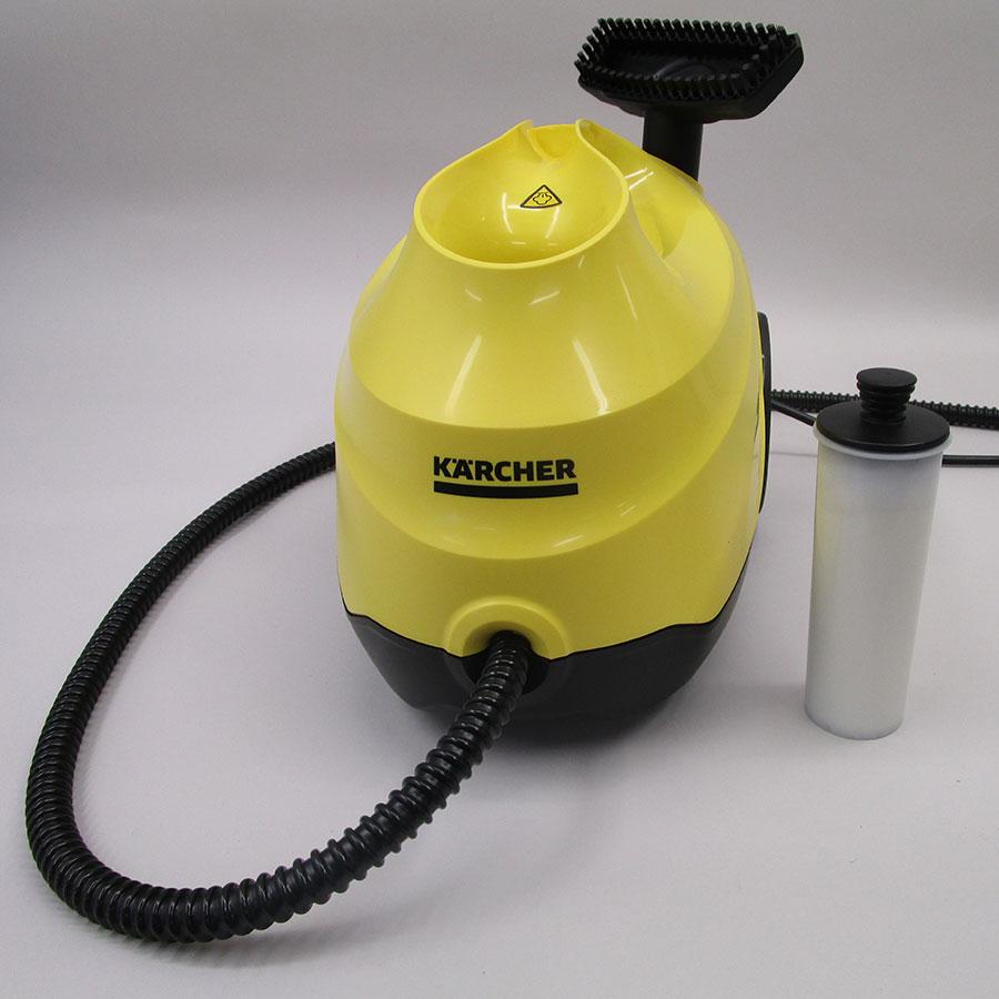 Kärcher SC3 EasyFix 1.513-110.0  - Cassette anti-calcaire
