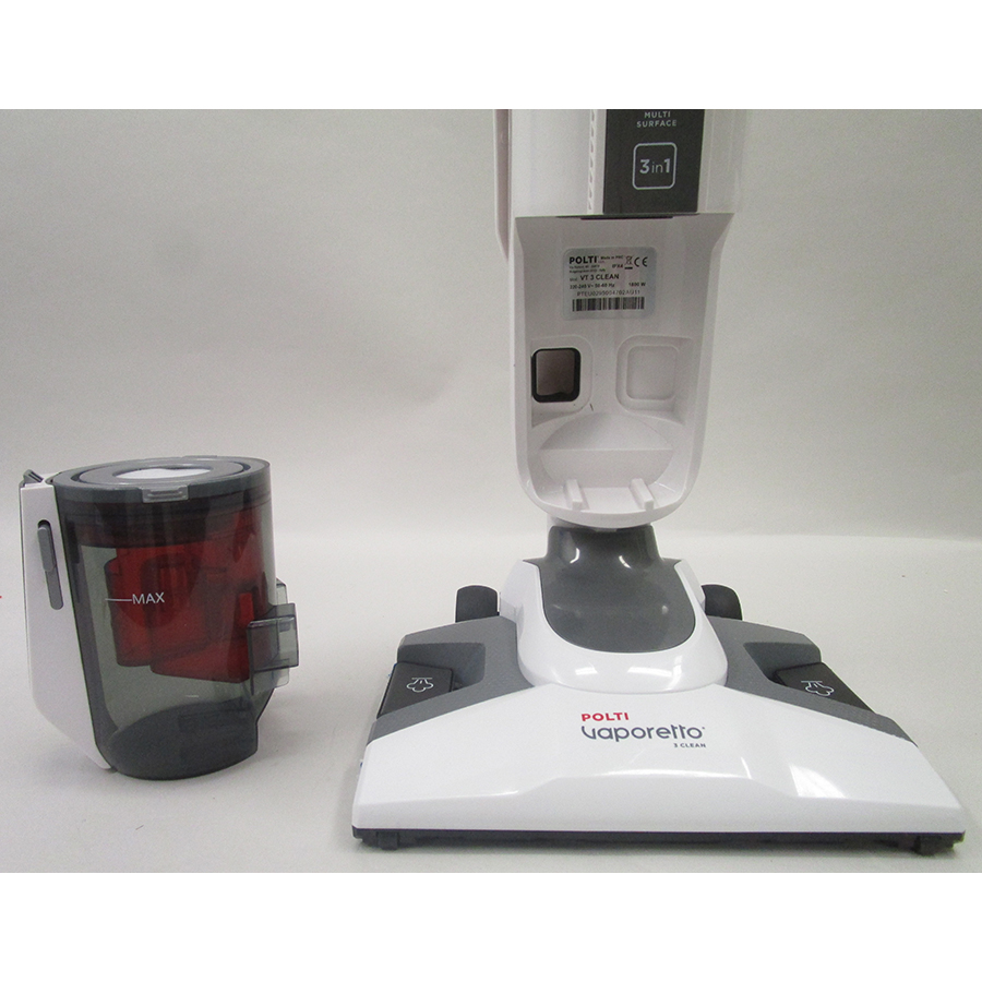 Polti Vaporetto 3 Clean PTEU0295 - Réservoir à poussières amovible