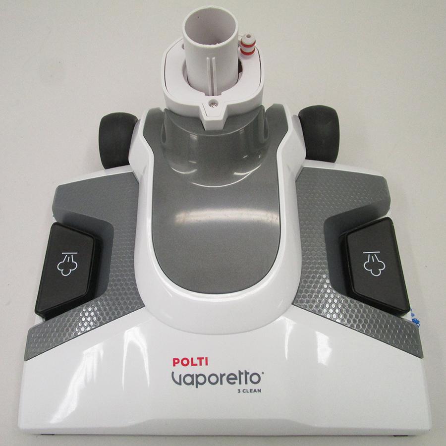 Polti Vaporetto 3 Clean PTEU0295 - Tête large pour les sols