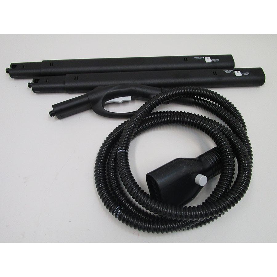 Polti Vaporetto Eco Pro 3.0(*1*) - Tubes emboitables et flexible