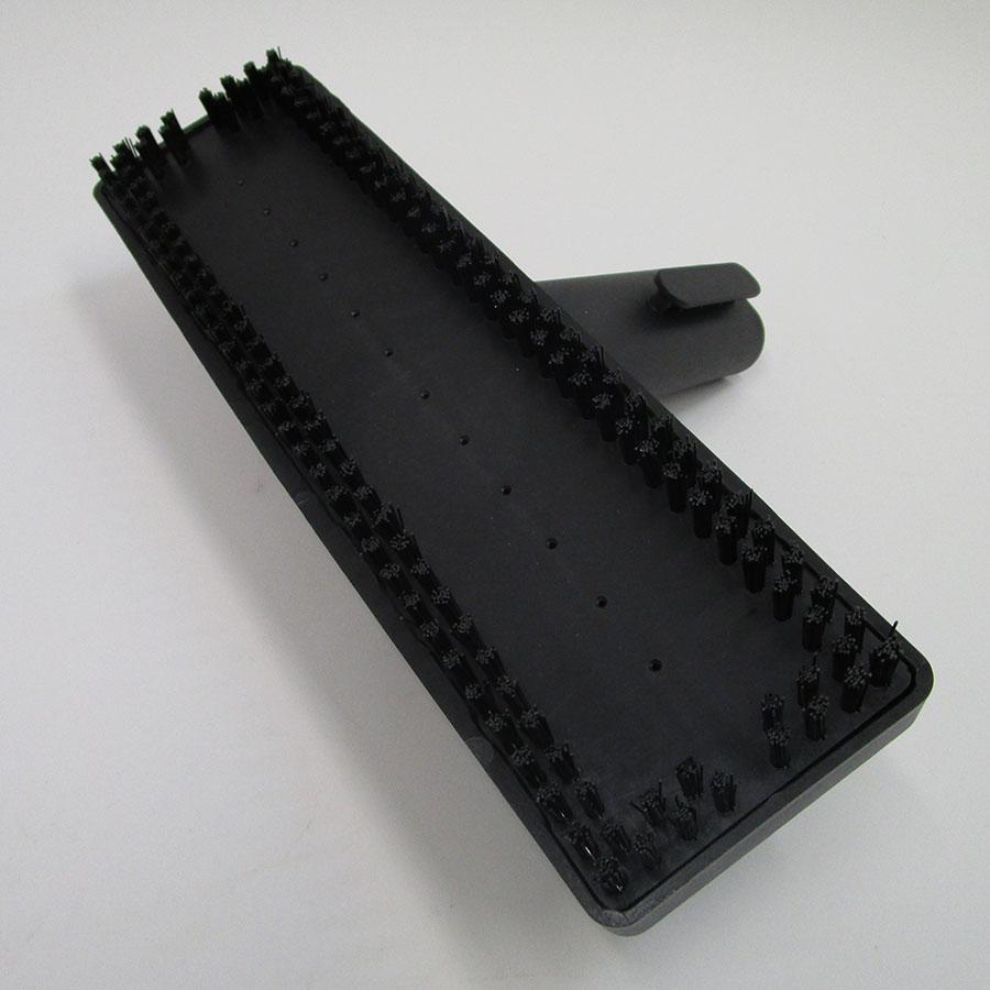 Polti Vaporetto Eco Pro 3.0(*1*) - Brosse large pour les sols vue de dessous