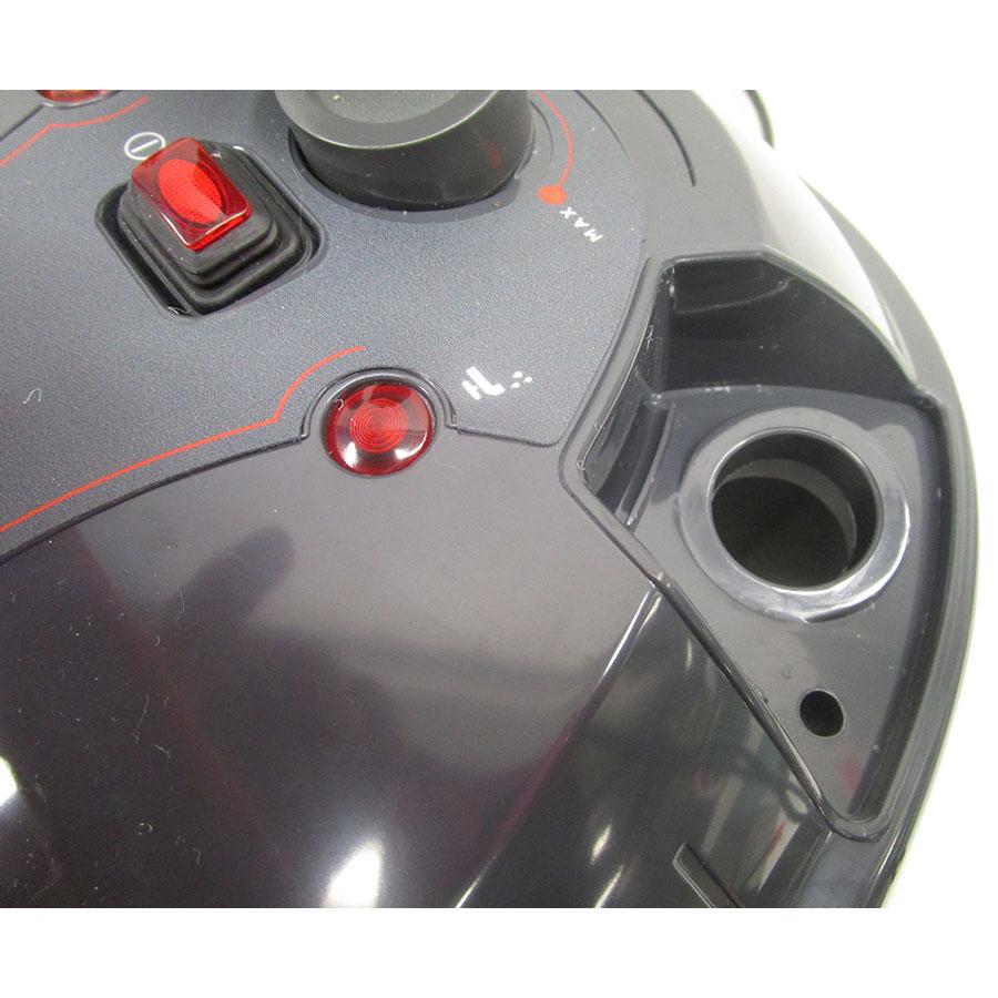 Polti Vaporetto Pro 85 Flexi - Orifice de remplissage
