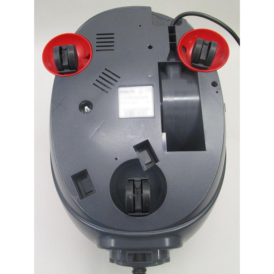 Polti Vaporetto Pro 85 Flexi - Roues multidirectionelles