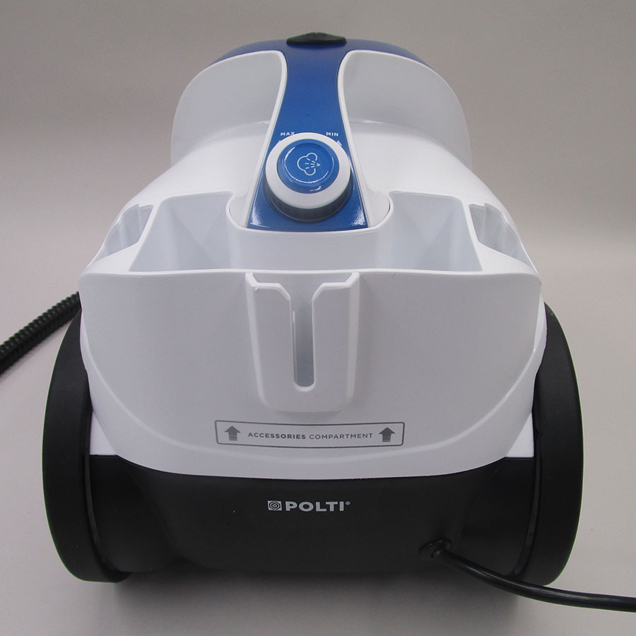 Polti Vaporetto Smart 100B - Fixe tube arrière et sortie de câble