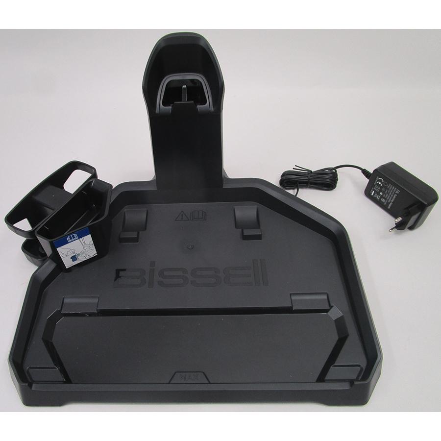 Bissell CrossWave Advanced 2588N  - Support de rangement