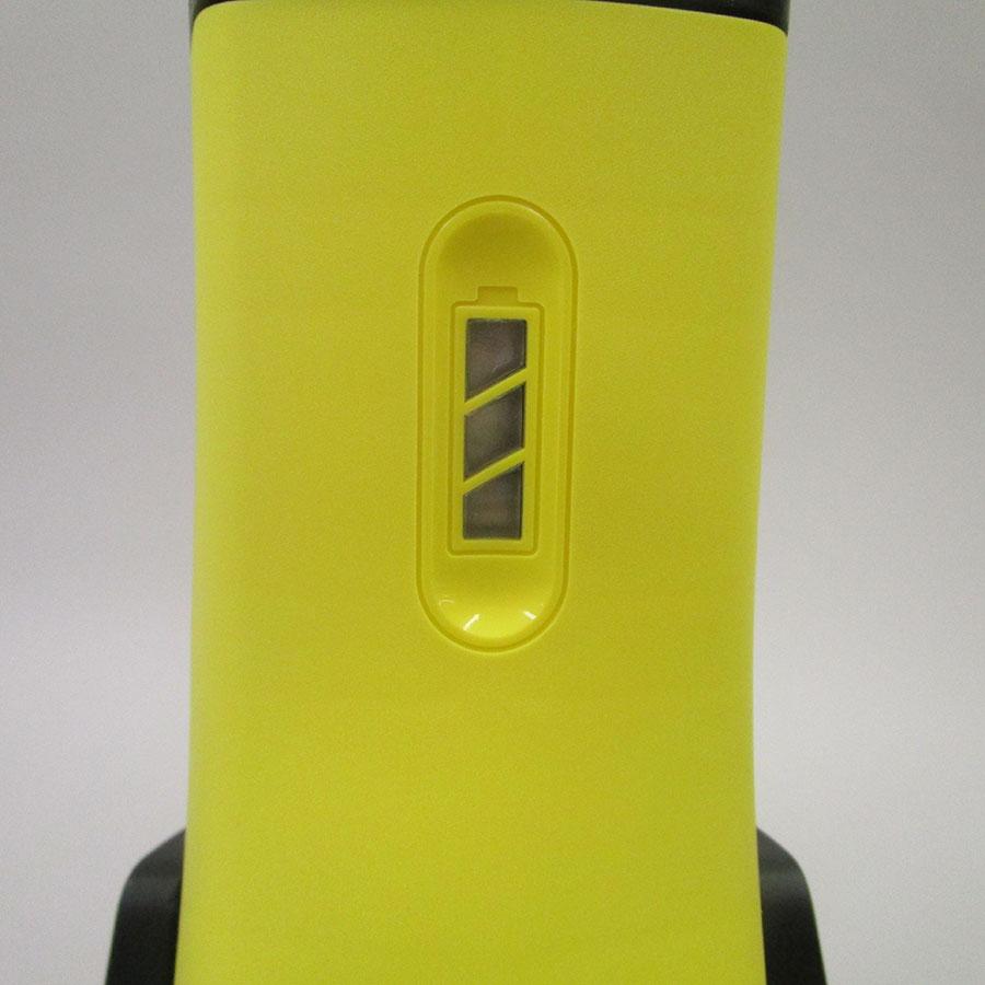 Kärcher FC3 1.055-300.0 - Indicateur du niveau de la batterie