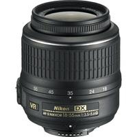 Nikon AF-S DX NIKKOR 18-55 G VR