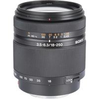 Sony 18-250 DT SAL18250