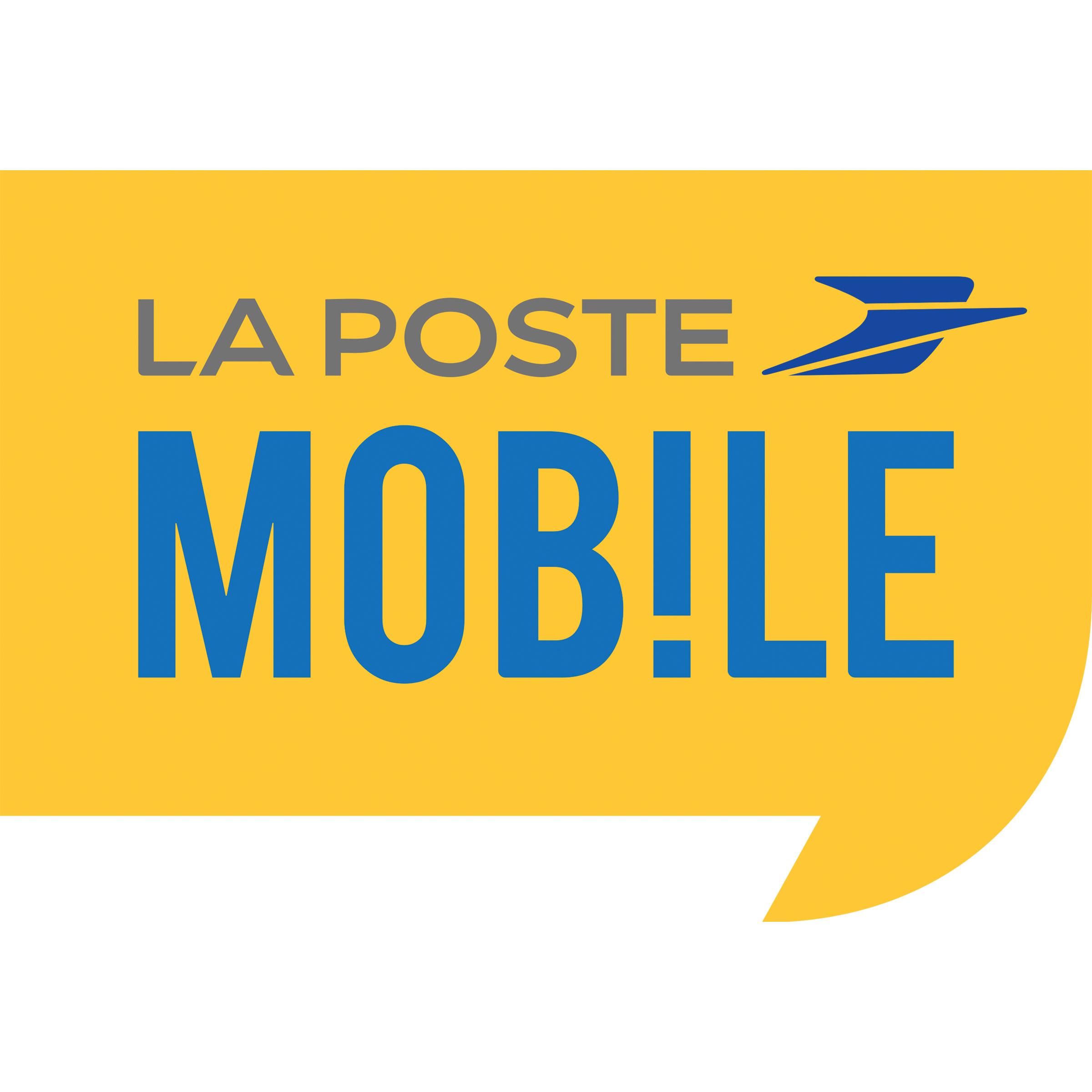 La Poste Mobile  -
