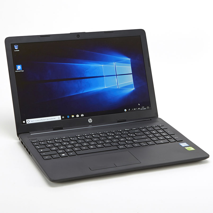 HP Notebook 15-da0027nf -