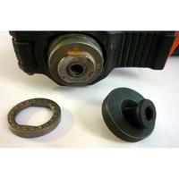 Black & Decker MT 300 KA - Le montage de lames Bosch nécessite un adaptateur et une clé