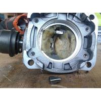 Black & Decker MT 300 KA - Griffe de la boite de transmission cassée très rapidement lors du test d'usure