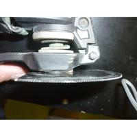 Black & Decker MT 300 KA - Lame serrée dans le porte outil manuel