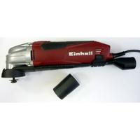 Einhell TC-MG220E - Système d'aspiration de poussières installée
