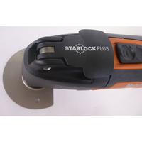 Fein MultiTalent 250 QSL QuickStart - Système de serrage sans clé pour lames Starlock Plus