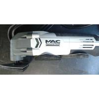 Mac Allister MSMT 300 - Les plateaux de ponçage résistent à peine plus de 20h d'utilisation
