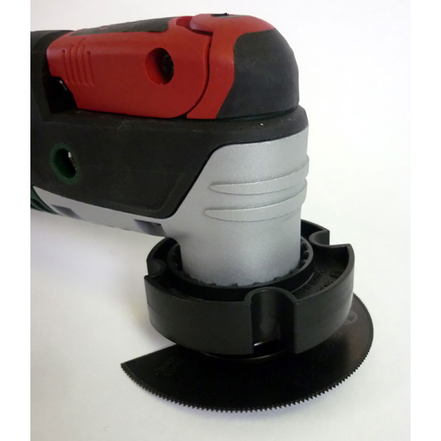 Bosch PMF 250 CES - Butée de profondeur installée