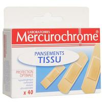 Mercurochrome Tissu