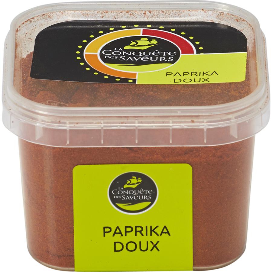La conquête des saveurs Paprika doux -