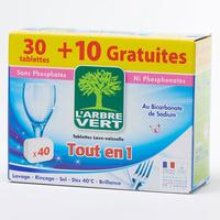 L'Arbre Vert Tout-en-1 bicarbonate(*1*)