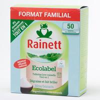 Rainett Tout-en-1, bicarbonate