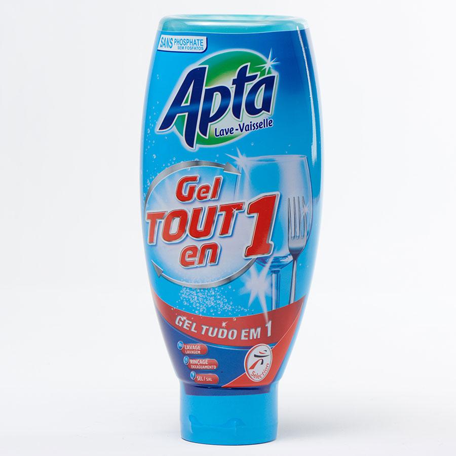 Apta (Intermarché) Gel tout-en-1 -