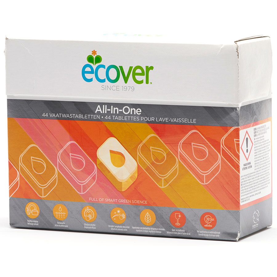 Ecover All-in-one -