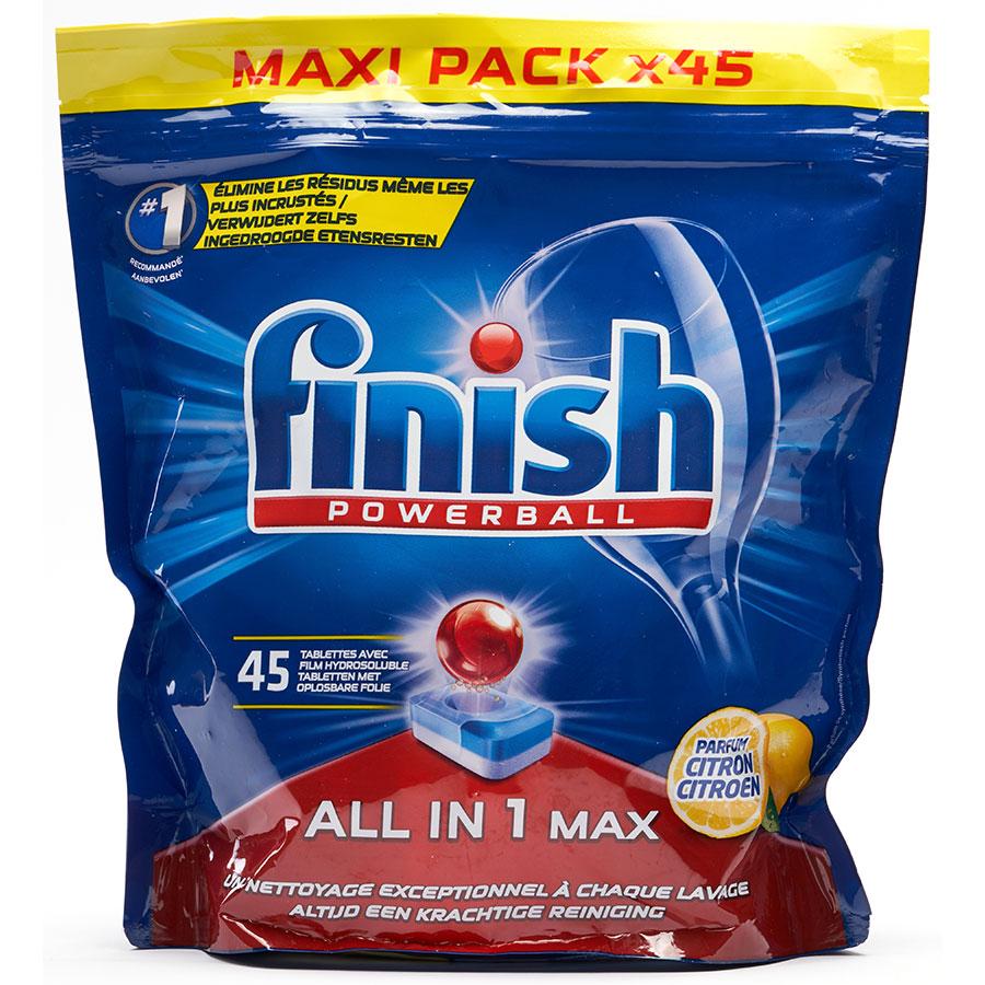 Finish All in 1 max citron -
