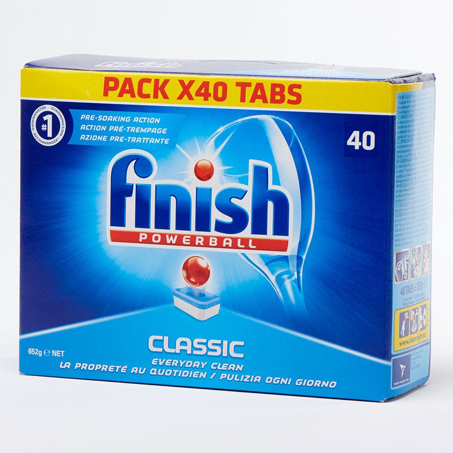 Finish Powerball Classic -