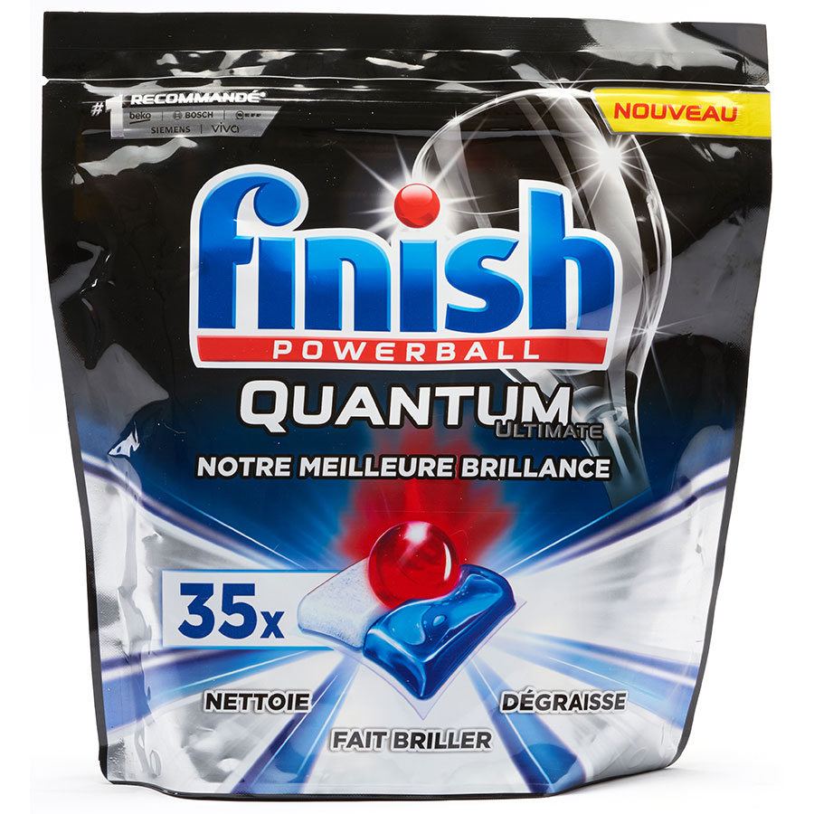 Finish Quantum Ultimate -
