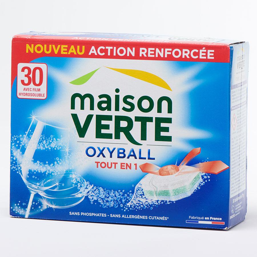Maison Verte Oxyball, tout-en-1 -